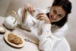 Кофеин возбуждает женщин