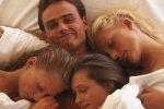 Три главных отличия свинга от группового секса