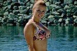 Анна Семенович выложила в интернет фото в купальнике