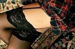 Чулки и колготки для красивых женских ног