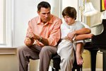 Половая жизнь ребенка зависит от их отцов