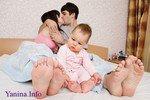 Секс после родов: когда начинать?