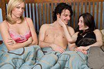 Поза секса догги-стай, для людей с богатой фантазией
