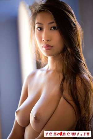 Сексуальная японочка