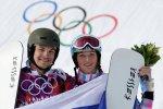 История любви знаменитых сноубордистов
