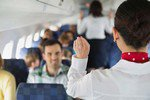 Четверть стюардесс страдают от сексуальных домогательств