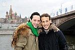 Джонни Вейр и его муж Виктор Воронов расстались спустя 2 года однополого брака