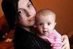 Девушка обнаружила, что была беременна, когда уже родила в ванной