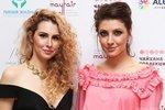 Анастасия Макеева и Ева Анри получили награду за девичью дружбу