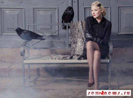 Рената Литвинова вместе с дочерью Ульяной представила российский бренд Zarina