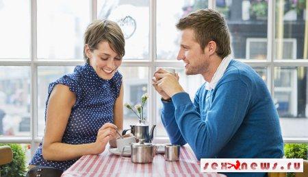 Первые двенадцать минут на первом свидании определяют дальнейшие отношения