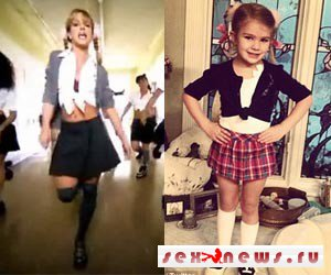 Племянница Бритни Спирс поразила поклонников звезды