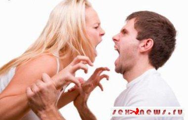 Агрессию можно заменить желанием заниматься сексом