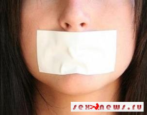 Самарская активистка ЛГБТ может быть наказана за участие в акции с заклеенным ртом