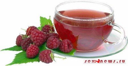 Новые медицинские исследования о пользе чая с малиной