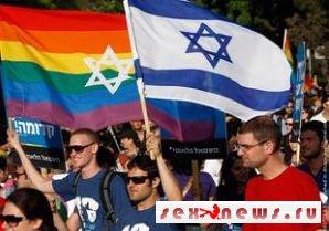 Секс-меньшинства проведут масштабный парад в Тель-Авиве