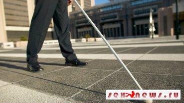 В Индии изобретена усовершенствованная трость для слепых