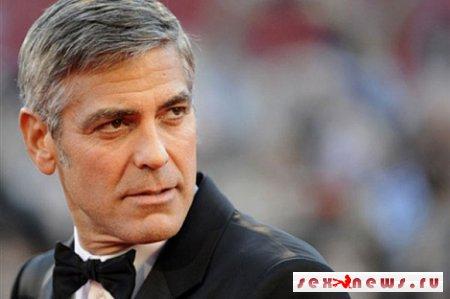 Джордж Клуни намерен стать губернатором Калифорнии
