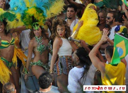 Выступление Дженнифер Лопес на церемонии открытия ЧМ по футболу неожиданно отменено