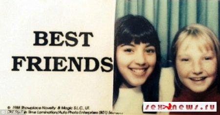 В сети появились фото 12-летней Ким Кардашьян