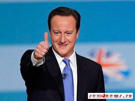 Премьер-министр Великобритании поддержал лондонский гей-парад
