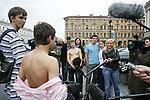 Любители публичного секса у фонтана разыскиваются самарской полицией