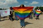 Марсово поле стало местом организации ЛГБТ-акции