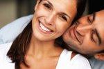 Мужчина и женщина – бег с препятствиями