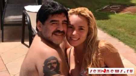 Диего Марадона делает всё, чтобы засадить в тюрьму свою бывшую
