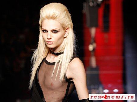 22-летний манекенщик-андрогин Андрей Пежич официально стал женщиной – Андрией