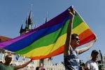 Гей-фестиваль в Праге