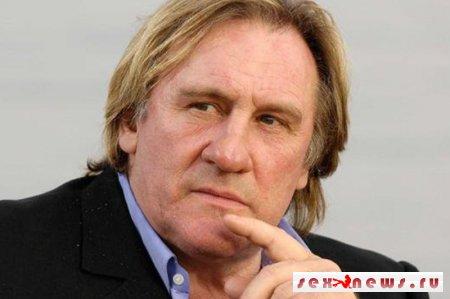 Жерар Депардье признался в зависти к российским актерам