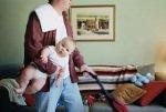 Многие мужчины готовы вести семейный быт