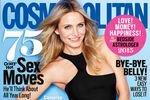 Сексуальная Кэмерон Диас украсила обложку глянцевого журнала