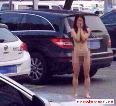 Китаянка выгнала голышом на улицу мужа, занимавшегося любовью с ее сестрой-близнецом