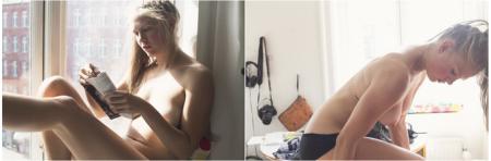 Датчанка создала фотопроект для борьбы с revenge porn