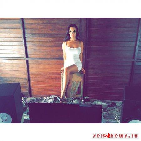 Ольга Серябкина опубликовала сексуальный фтоснимок