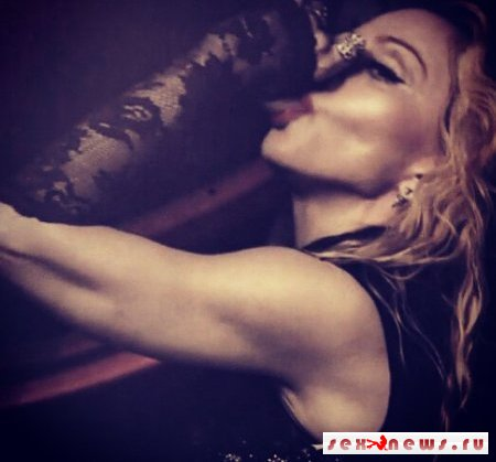 56-летняя Мадонна продемонстрировала сексуальность