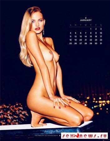 Календарь Playboy на 2015 год