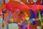Нью-йоркская художница показала вдохновленные оргазмами и порно картины