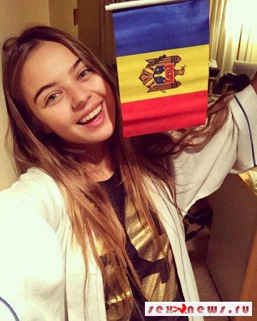 Самая сексуальная девушка Молдовы заставила весь мир захотеть приехать в нашу страну