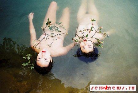 Фотоработы китайского фотографа Рена Ханга