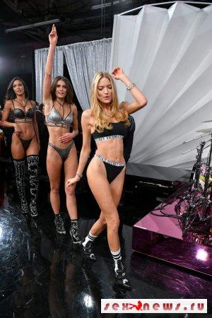 Лучшие фото с показа Victoria's Secret 2018