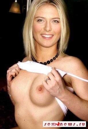 Маша шарапова голая фото