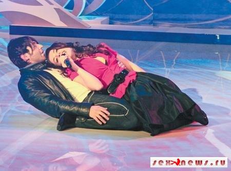 Малахов и Анна Седокова устроили секс-танцы (фото)
