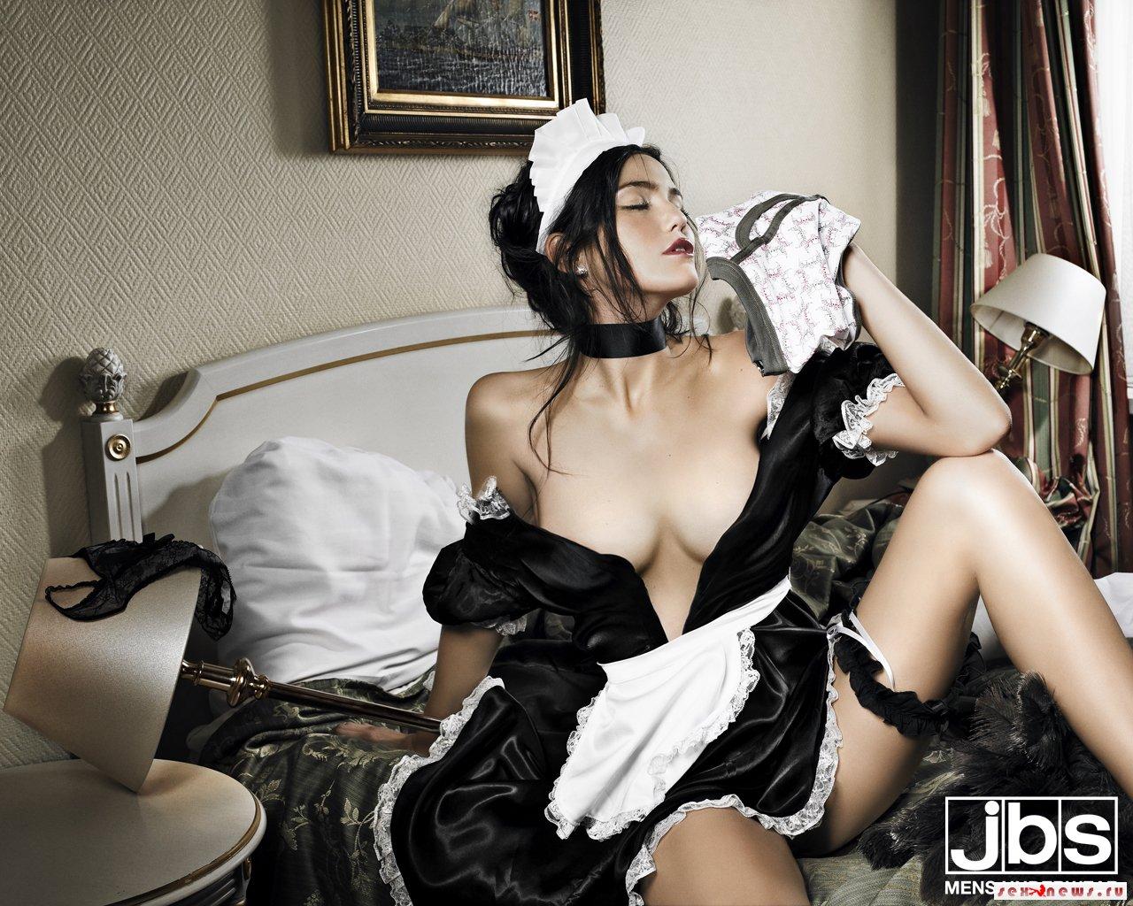 Реклама нижнего женского белья порно 6 фотография