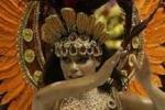 Королеву карнавала в Рио наказали за полную наготу