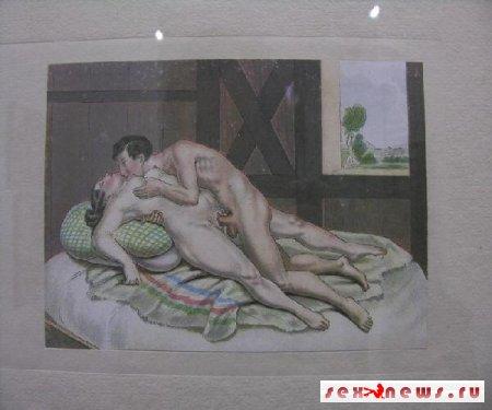 Музей Эротики в Барселоне! Фото!