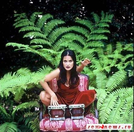 Сальма Хаек - самая красивая женщина Вселенной (фото)