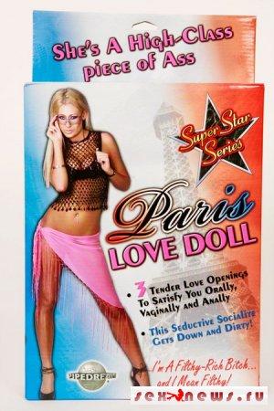 """В США продаются надувные куклы, имитирующие """"звезд"""" (фото)"""